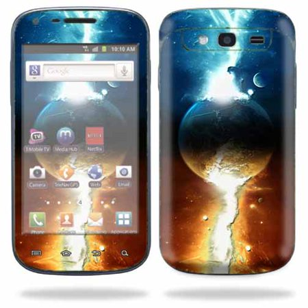 Mightyskins Protective Skin Decal Cover For Samsung Galaxy S Blaze 4G Cell Phone Wrap Sticker Skins Sci Fi