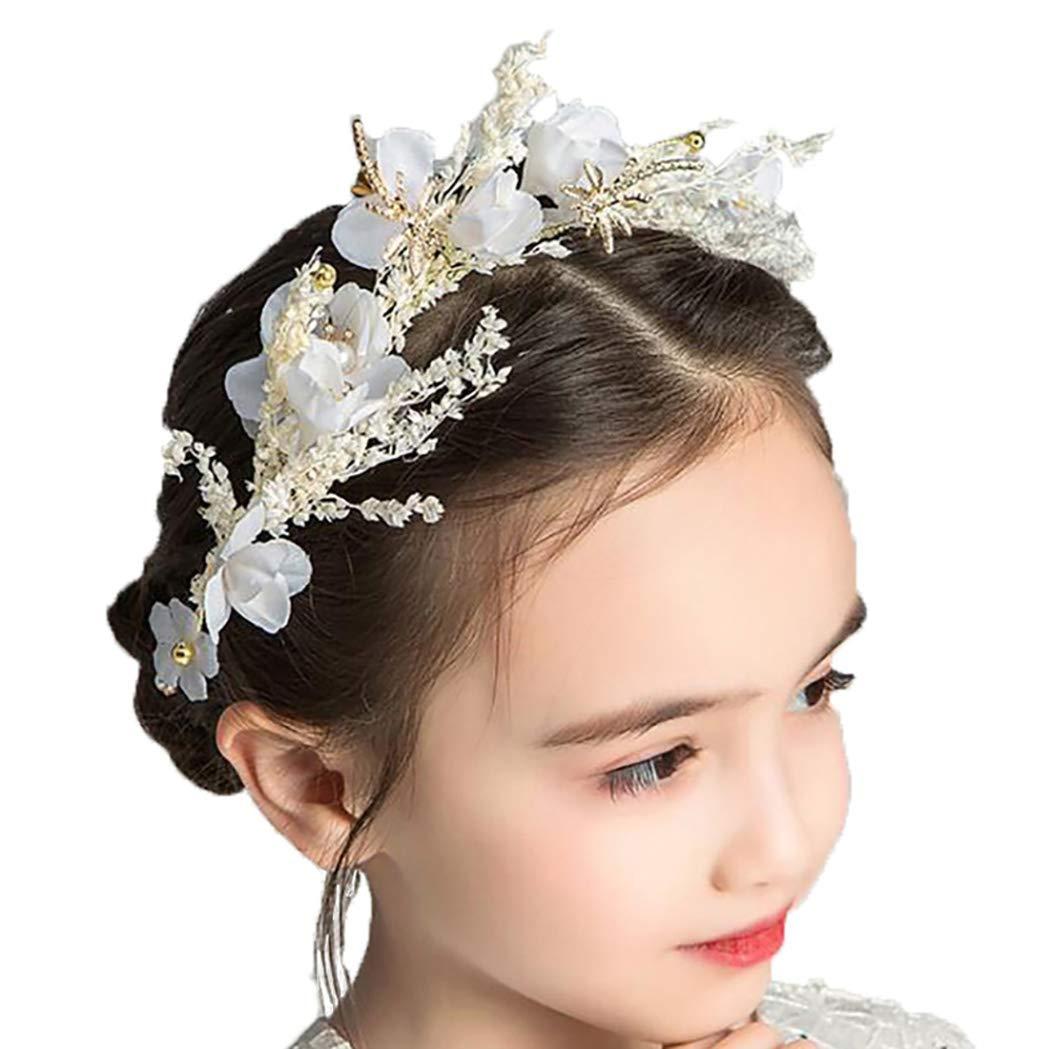 Details about  /Wedding Bride Headband Party Hair Accessories Jewelry Handmade Wedding