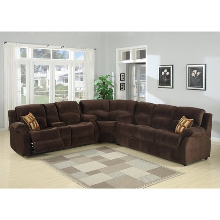 Wondrous Christies Home Living Tracey 3 Piece Sectional With Queen Sofa Bed Uwap Interior Chair Design Uwaporg