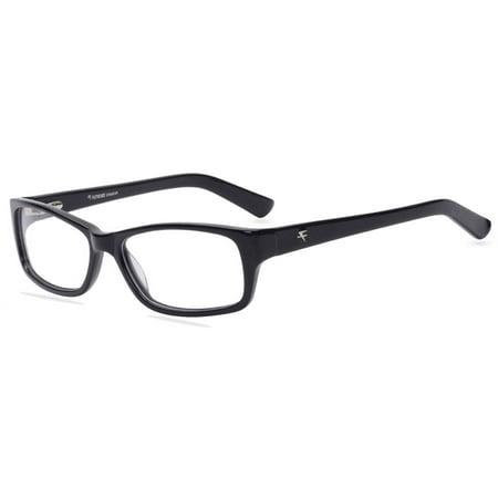 Fatheadz Eyewear Mens Prescription Glasses, The Mik Black