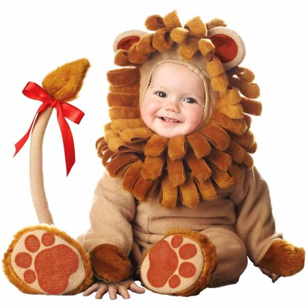 Lil' Lion Elite Collection Infant Halloween - Newborn Lion Costume