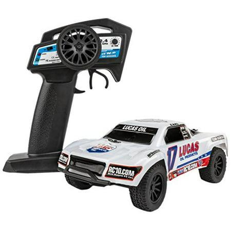 Team Associated 20150 SC28 Lucas Oil Edition Micro Short Course Truck 1/28 RTR ASC20150