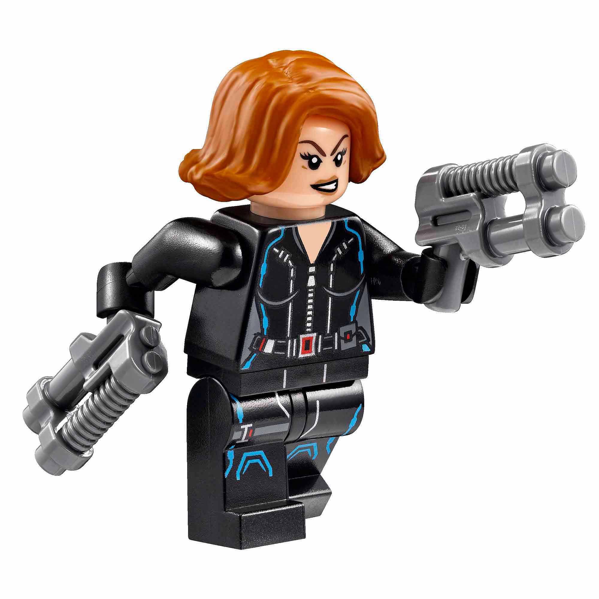 Lego Avengers Black Widow | www.pixshark.com - Images ...