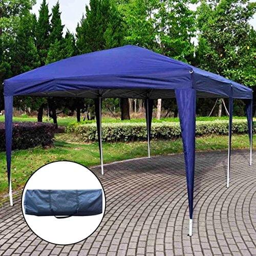 EZ POP UP Wedding Party Tent 10'X20' Folding Gazebo Beach Canopy W/