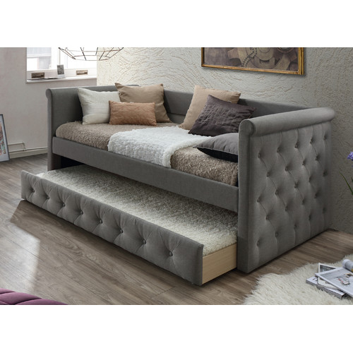 Charlton Home Reasor Daybed with Trundle