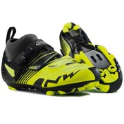 Northwave, CX Tech, MTB shoes, Men's, Yellow Fluo/Black, 45