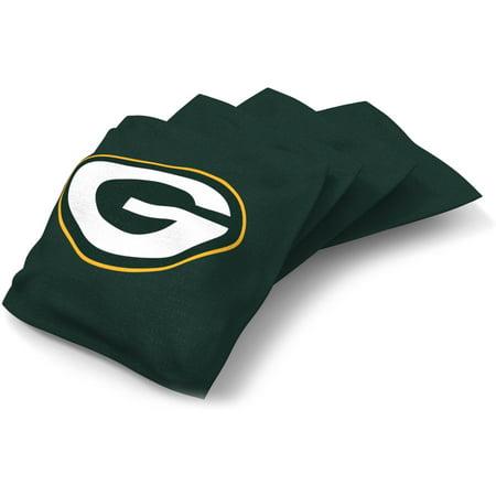 XL Bean Bag 4pk San Francisco 49ers Gold (Green Bay Packers And San Francisco 49ers)