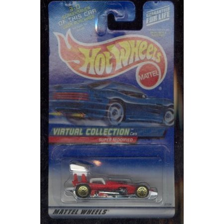 hot wheels 2000-158 super modified virtual collection 1:64