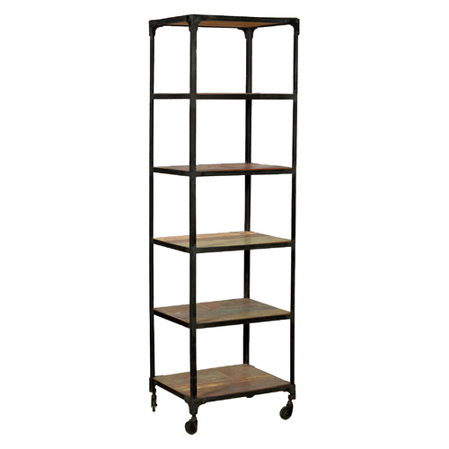 Taran Designs Santigo Etagere Bookcase by