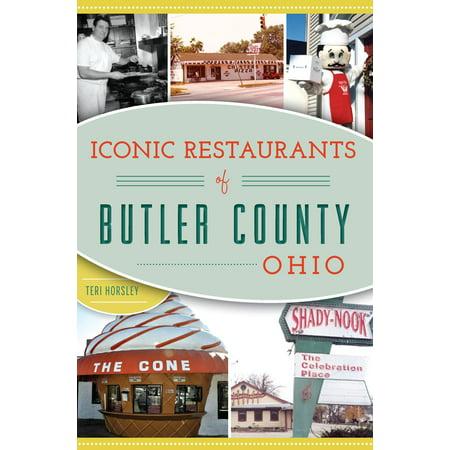 Iconic Restaurants of Butler County, Ohio - eBook