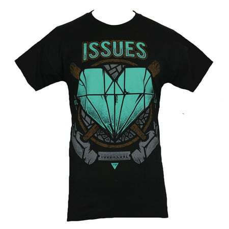 - Issues Mens T-Shirt -