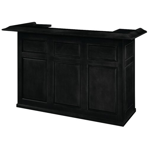 RAM Game Room Bar with Wine Storage