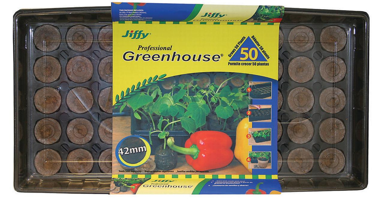 Jiffy J450 50 Cell Professional Greenhouse by Ferry Morse/Jiffy