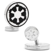 Star Wars Cufflinks Imperial Galactic Alliance Logo in Gift Box