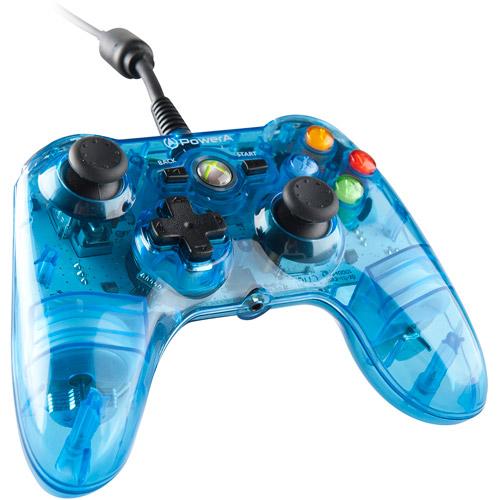 PowerA 360 Mini Pro EX Wired Controller - Blue (Xbox 360)