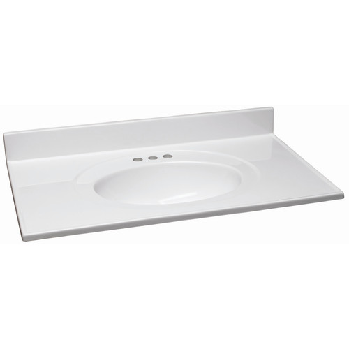 Design House 61'' Single Bowl Vanity Top