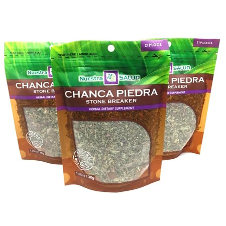 Chanca Piedra Tea Stone Breaker Herbal Infusion Value Pack (90g) Loose Tea