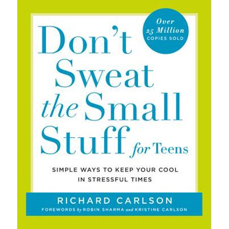 Don't Sweat the Small Stuff for Teens - eBook](Small Teen Dp)