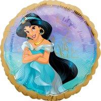 "Disney Princess Jasmine Once Upon A Time Balloon 18""( Each )"