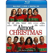 Almost Christmas (Blu-ray + DVD) by