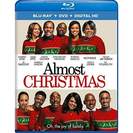 Almost Christmas (Blu-ray) (That Spirit Of Christmas By Ray Charles)