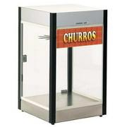 CRETORS E1101 Churros Heated Display Case,1 Shelf