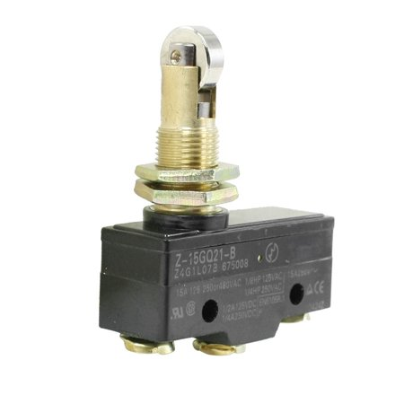 Cross Roller Plunger Basic Limit Switch Normally Open/Close Z-15GQ21-B