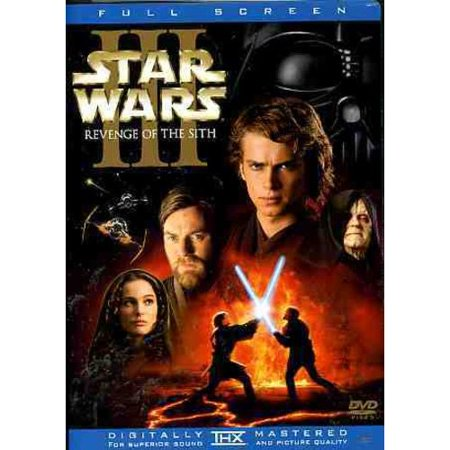 Star Wars: Episode III - Revenge of the Sith [P] [2 Discs]