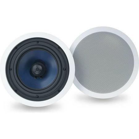 """Polk Audio RC80I 8"""" In-Wall Speaker (pair)"""