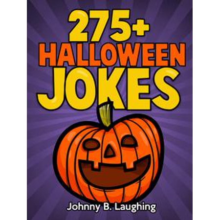 275+ Halloween Jokes - eBook - Text Halloween Jokes