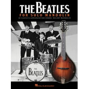 The Beatles for Solo Mandolin (Paperback)