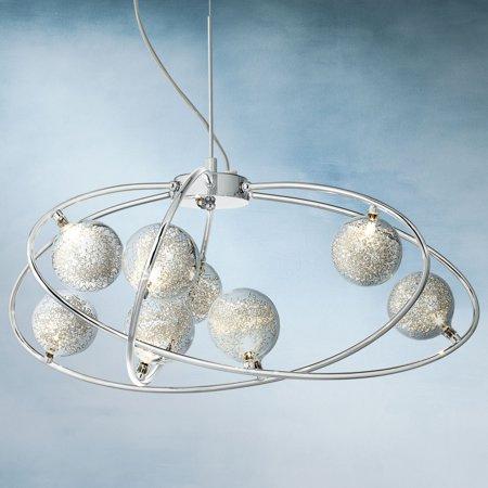 26 Inch Wide Pendant Light - Possini Euro Design Revel 26 1/2