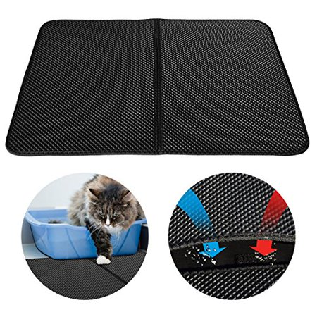 Strong Camel Cat Litter Mat Trapper Waterproof Easy To Clean Soft Touch For Cats (Water Trapper Mat)