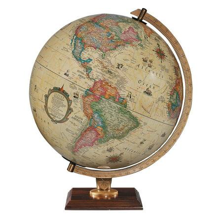 Replogle Carlyle 12-inch Diam. Tabletop Globe