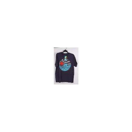 oxide men's graphic tee t-shirt 100% cotton surfing concept (Tin Oxide Top)