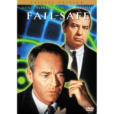 Fail Safe (DVD) - Larry Harvey
