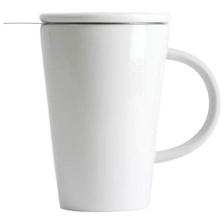 Wyndham House™ 13.5oz (400 ml) Porcelain Tea Steeping Mug