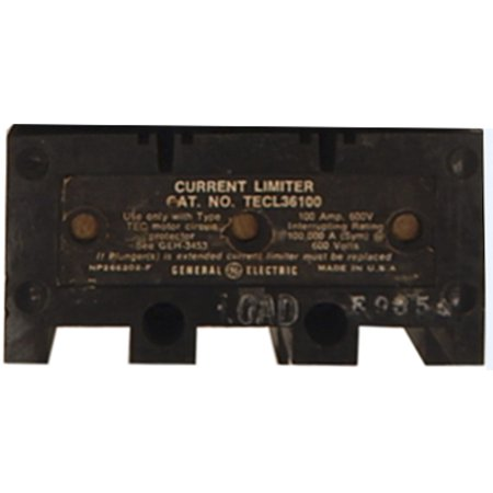 TECL36100 CURRENT LIMITER - MAG BREAK 3 POLE 600V 100 AMP 100KAIC
