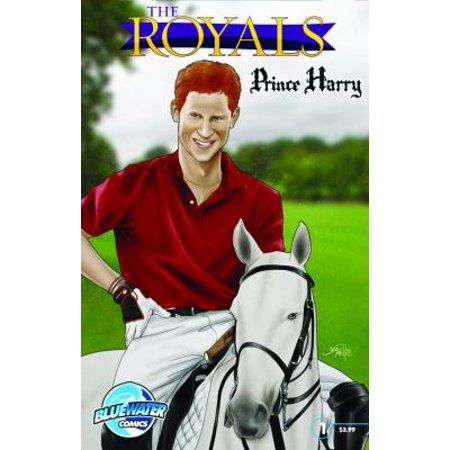 Royals  Prince Harry   The Graphic Novel