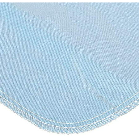 Nobles 2 Pack - Ultra-Soft Reusable/Washable Bed Pad/Underpad Moderate Absorbancy - 34x36 - Absorbs 8oz - 4 Layer Protection Waterproof for use with Incontinence, Reusable pet Pads Waterproof Multi Use Pad