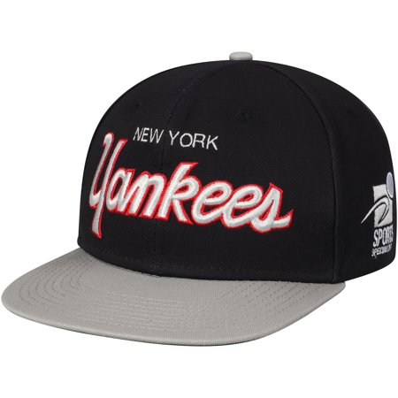 a187eb23a6bf8 New York Yankees Nike Pro Cap Sport Specialties Snapback Adjustable Hat -  Navy - OSFA