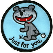 Dog of Glee - Just For You Patch - OS