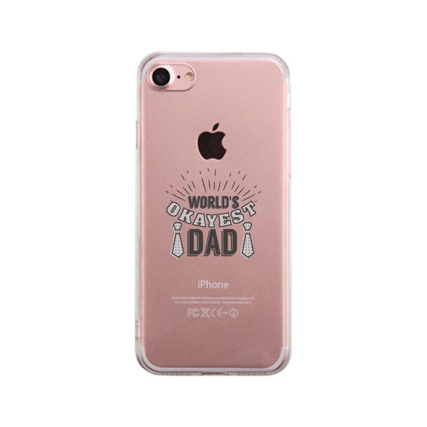 World's Okayest Dad Gmcr Phone Case