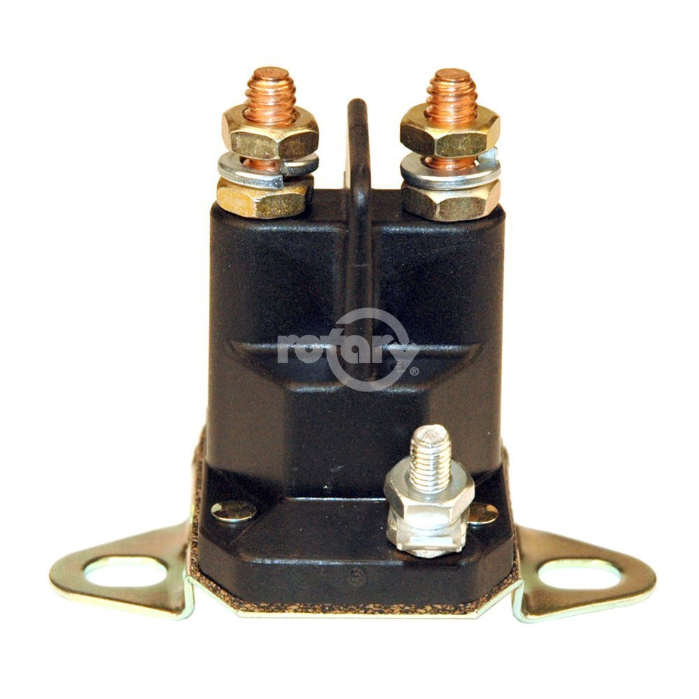Lawn Tractor Starter Solenoid, MTD 725-0771, 725-0530, 925-0771; Murray 24285, 424285, 9924285Made to meet or exceed OEM... by