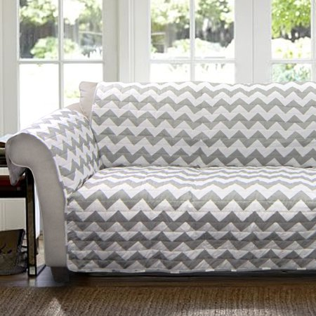 Admirable Chevron Furniture Protectors Grey White Sofa Couch Cover Andrewgaddart Wooden Chair Designs For Living Room Andrewgaddartcom