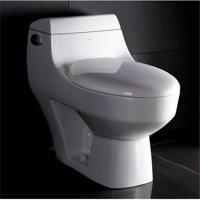 One Piece Ultra Low Flush Eco-Friendly Toilet