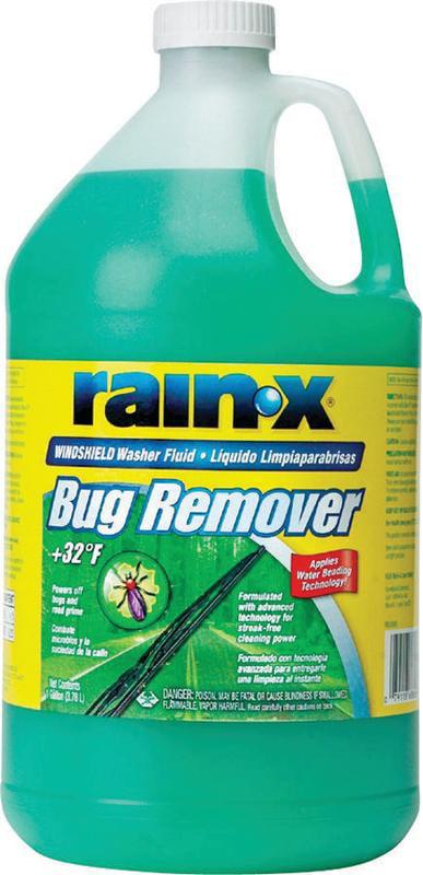 Rain-X Bug Remover Windshield Washer Fluid – Walmart