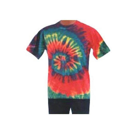Adult 60's Tie Dye T-Shirt (Mens 60's Clothes)