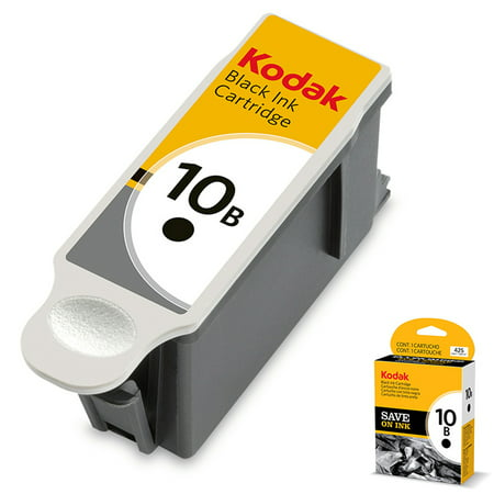 Kodak Ink Cartridges, 10B Black / 10C Color 2-Pack