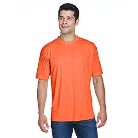 8420 Uc Men Perf Interlock Crew Tee Bright Orange 6Xl - image 1 de 1